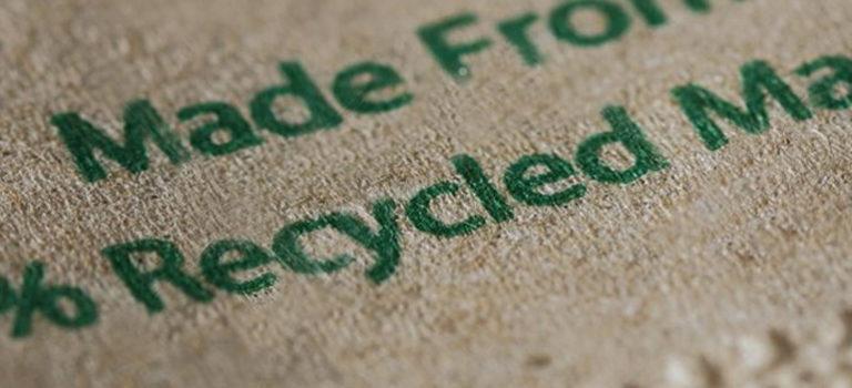 Carta e cartone riciclati: un percorso virtuoso