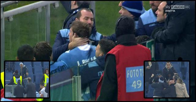 Serie A Tim. Lazio - Chievo 0 : 1. Offese a Biglia, dubbi rinnovo.