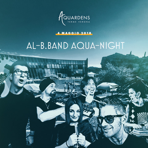 Alberto Salaorni & Al-B.Band: live music is back in fashion!