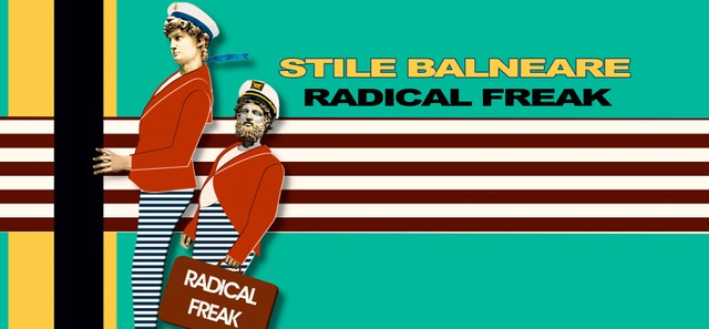 Radical Freak - Stile Balneare disponibile su Spotify ed iTunes… e presto arriva il video
