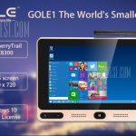 Mini PC GOLE1 Windows 10/Android 5.1 con 4GB di RAM e 64GB di memoria interna ad un ottimo prezzo