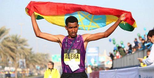La Maratona di Amburgo va a Tesfaye con un ottimo 2: 06.58-Le Classifiche-