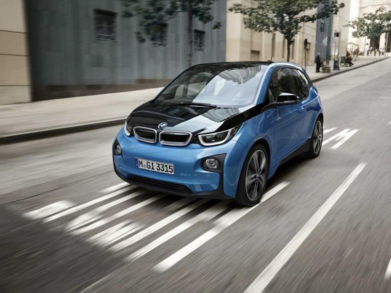BMW i3: grossi passi in avanti per l'auto elettrica bavarese!