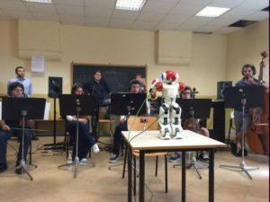 Palermo: Al Conservatorio Bellini il concerto diretto dal robot Nao per la rassegna Nuove musiche