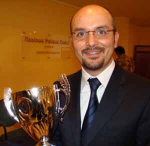 Nuovamente finalista, al IX Premio internazionale Navarro, lo scrittore di Gagliano, pluripremiato,...