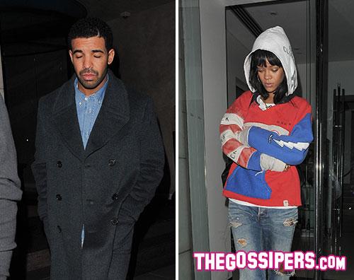 Rihanna e Drake sono una coppia? Nuovi rumor!