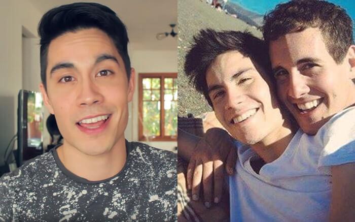 """Sam Tsui fa coming out: """"Sono gay e adesso mi sposo"""""""