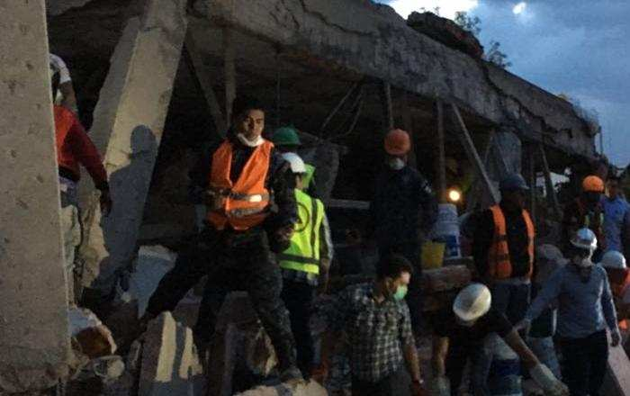 Un nuovo violento terremoto ha colpito il Messico, causando crolli anche nella capitale. Numerose le vittime