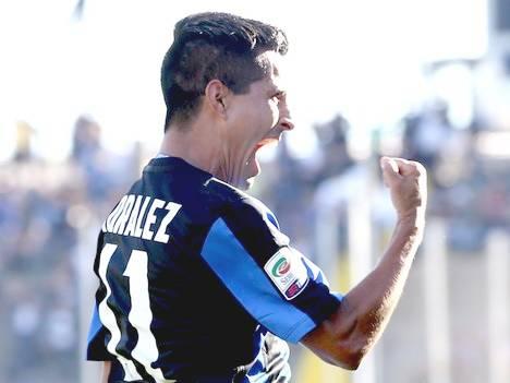 Con Atalanta-Inter inizia il girone di ritorno di serie A