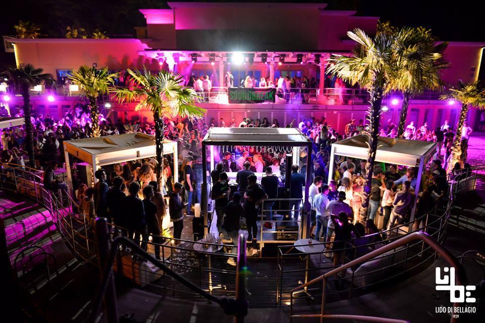 Lido di Bellagio (CO): 2/6 Boat Party & Ibiza F**king Show; 3/6 Summer at LiBe, 11/6 Party Boat anni '80, 30/6 Salmo (…)