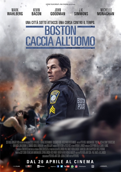 Recensione del film BOSTON - CACCIA ALL'UOMO (Patriots Day)