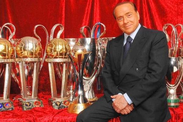 Berlusconi addio Milan: 5 perle dell'ex patron rossonero!