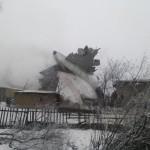 Aereo turco precipita in un villaggio del Kyrgyzstan