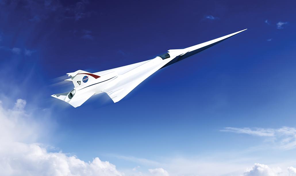 Dopo il Concorde, arriva un nuovo aereo supersonico