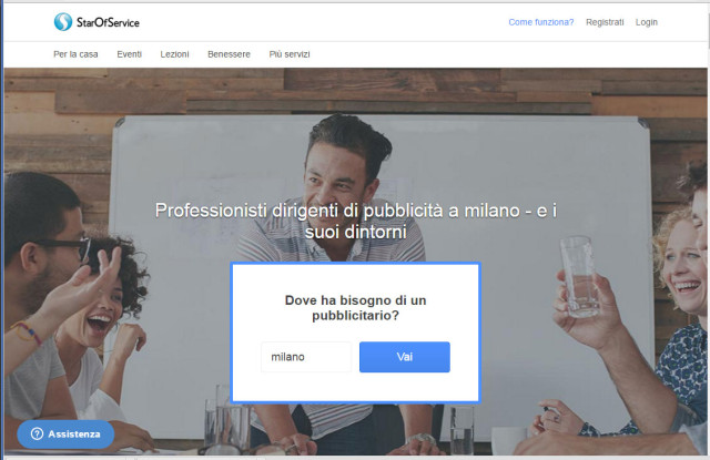 StarOfService: il marketplace online europeo che sfida l'America