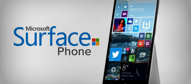 Surface Phone con 8GB RAM e processore Snapdragon 830 | Surface Phone Italia