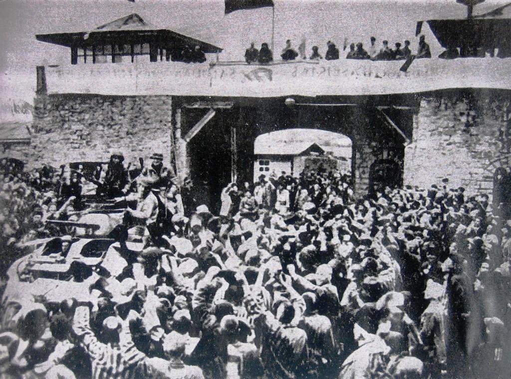 5 maggio 1945: Viene liberato il campo di Mauthausen
