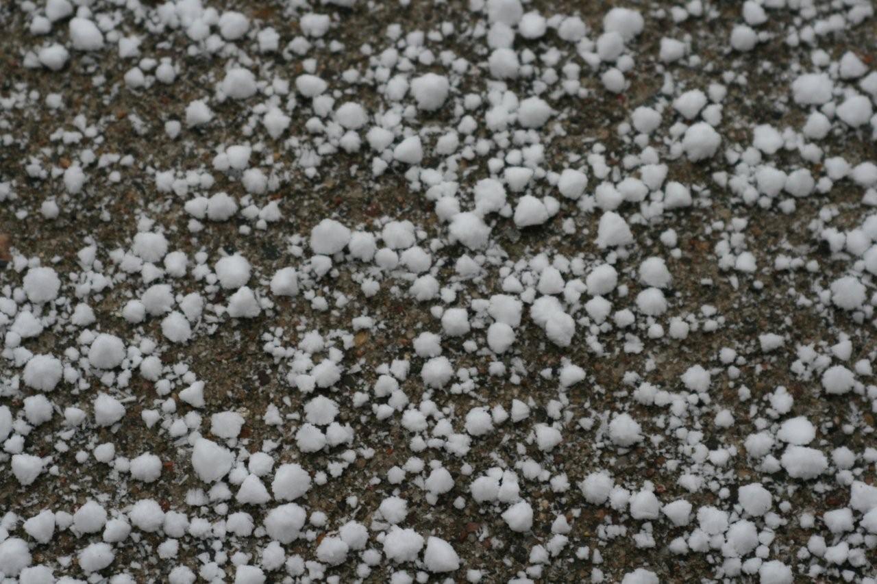 Graupel o Neve Tonda