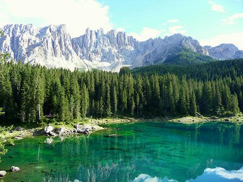 Val D'Ega (BZ): Sette note e sette giorni in alta quota