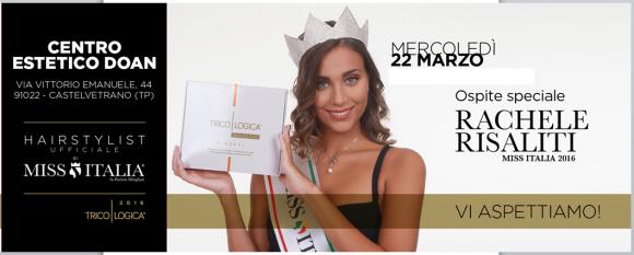 A Castelvetrano evento speciale con Miss Italia 2016