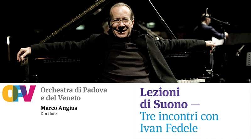 Prima lezione di suono: Ivan Fedele e l'OPV diretta da Angius sulle note di Haydn