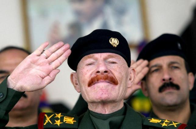 Former Saddam aide seeks to reshape Sunni insurgency