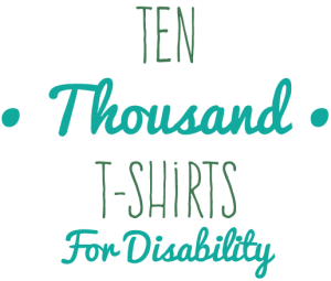 E' partito il concorso TTT – Ten Thousand T-shirts For Disability