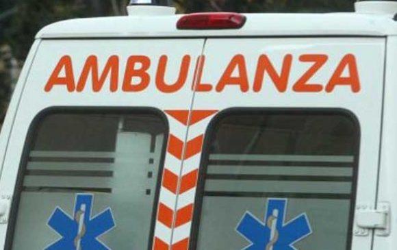Incidente a Castelvetrano. Minorenne in gravi condizioni