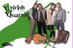 Palermo: Capodanno con le ballate irlandesi al Caffè del Teatro Massimo