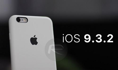 Apple rilascia iOS 9.3.2 beta 3 per gli sviluppatori