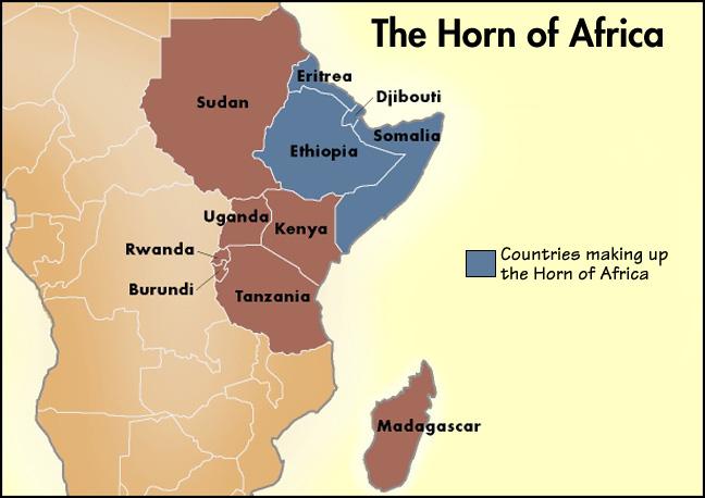 Somalia: Nuovo gruppo terroristico Jahba Africa Orientale sfida gruppo terroristico al-Shabaab » Gue
