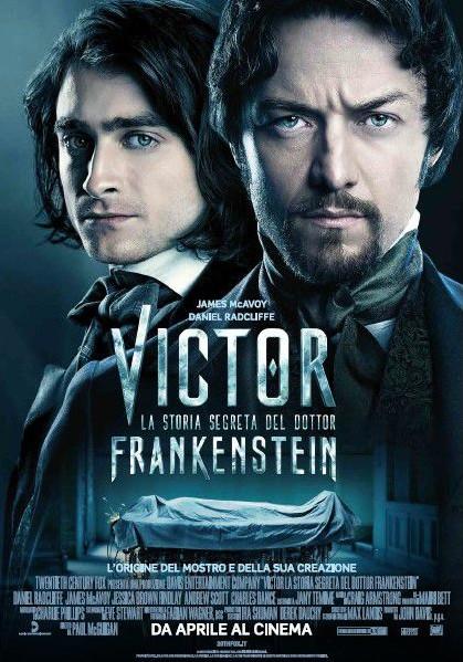 VICTOR una nuova versione della storia di Frankenstein al cinema