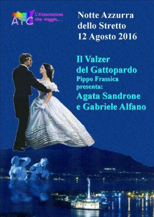 Messina, Notte Azzurra dello Stretto: il Valzer del Gattopardo