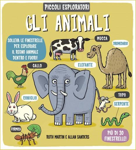 Ruth Martin e Allan Sanders: alla Scoperta del Mondo Animale
