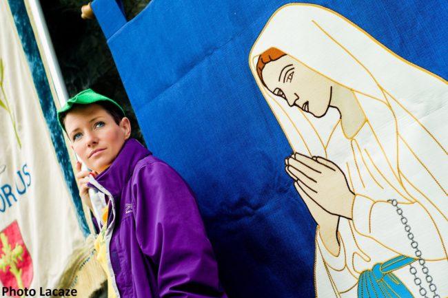 #Lourdes – 14/07/2017 Photo du jour