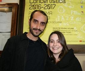 """Palermo: Debutta al Politeama Garibaldi lo spettacolo """"In The Wood"""" con musica di Riccardo..."""