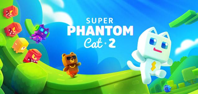 Super Phantom Cat 2 – il mitico gattino ritorna su iPhone!