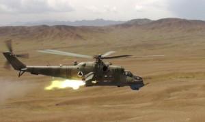Afghanistan: Più di 200 militanti uccisi e feriti in raid aerei e di terra delle forze afghane » Gue