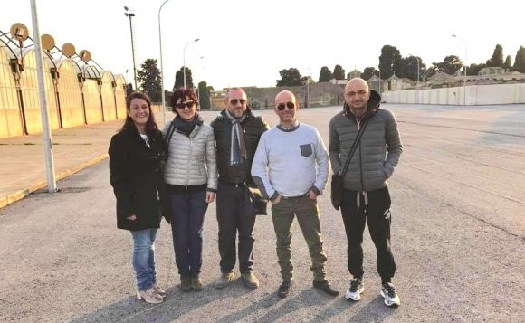 Un'area per la Corri Castelvetrano. Diventerà spazio sportivo