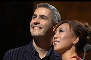 Concerto di Capodanno al Teatro Verdi con Sumi Jo e Alessandro Safina
