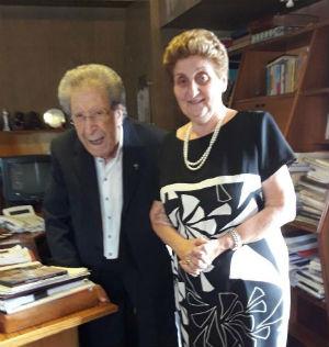 """Troina. Incontro tra presidente ospedale """"Bambino Gesù"""" di Roma e vertici Oasi Maria SS."""