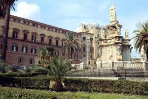 """Palermo: Seminario e presentazione del volume """"Palazzi e giardini dei Re normanni di Sicilia"""""""