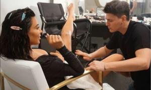 """Make up """"intimo"""" per Kim Kardashian"""