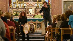 """Per il Teatro Festival Città di Custonaci in scena """"Gesta dell'Orlando Furioso, narrate da Brunello""""..."""
