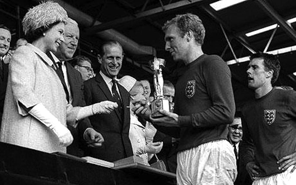 20 marzo 1966: La coppa Rimet viene rubata a Londra