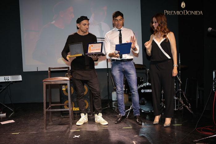 PREMIO DONIDA: in una serata con ospite VIRGINIO vince CAPITAN AMERICA. Premio La Compagnia ad...