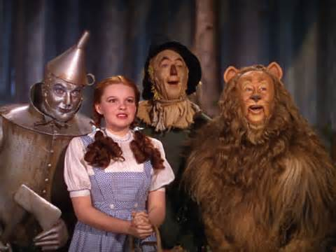 12 ottobre 1938: Iniziano le riprese de Il mago di Oz