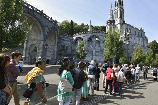 Misure rafforzate a Lourdes per l'Assunzione