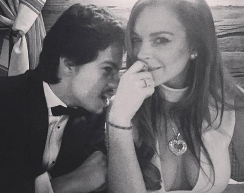 Lindsay Lohan e Egor Tarabasov sono fidanzati?