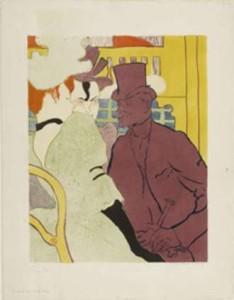 A Roma la grafica di Toulouse-Lautrec